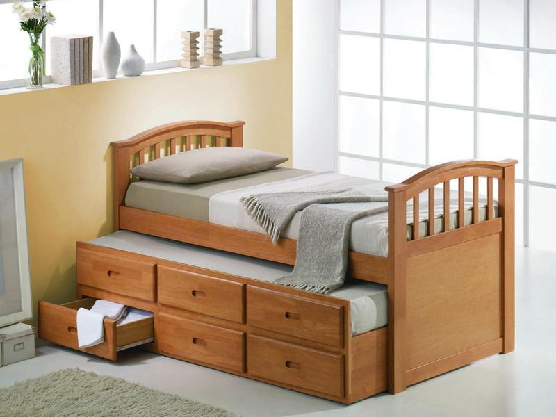 lovable-beds-for-small-spaces-colorful-for-bedroom-designs