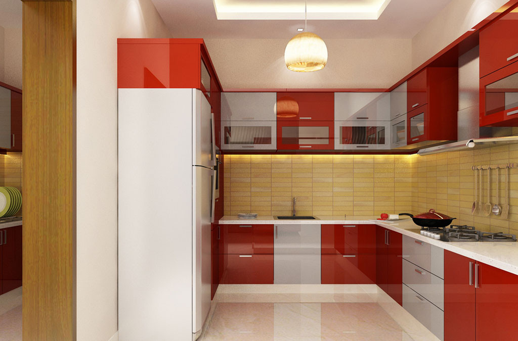 modular kitchen decor