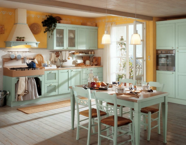 20 Inspiring Shabby Chic Kitchen Design Ideas Wow Decor