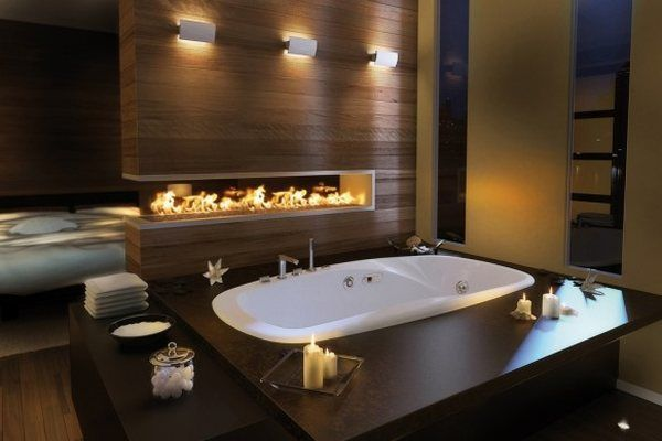 traditional-beautiful-bathroom-design-ideas-with-fire-place