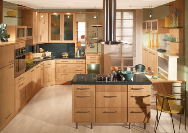 Miraculous 18 Awesome Natural Wooden Kitchen Designs Wow Decor Interior Design Ideas Philsoteloinfo
