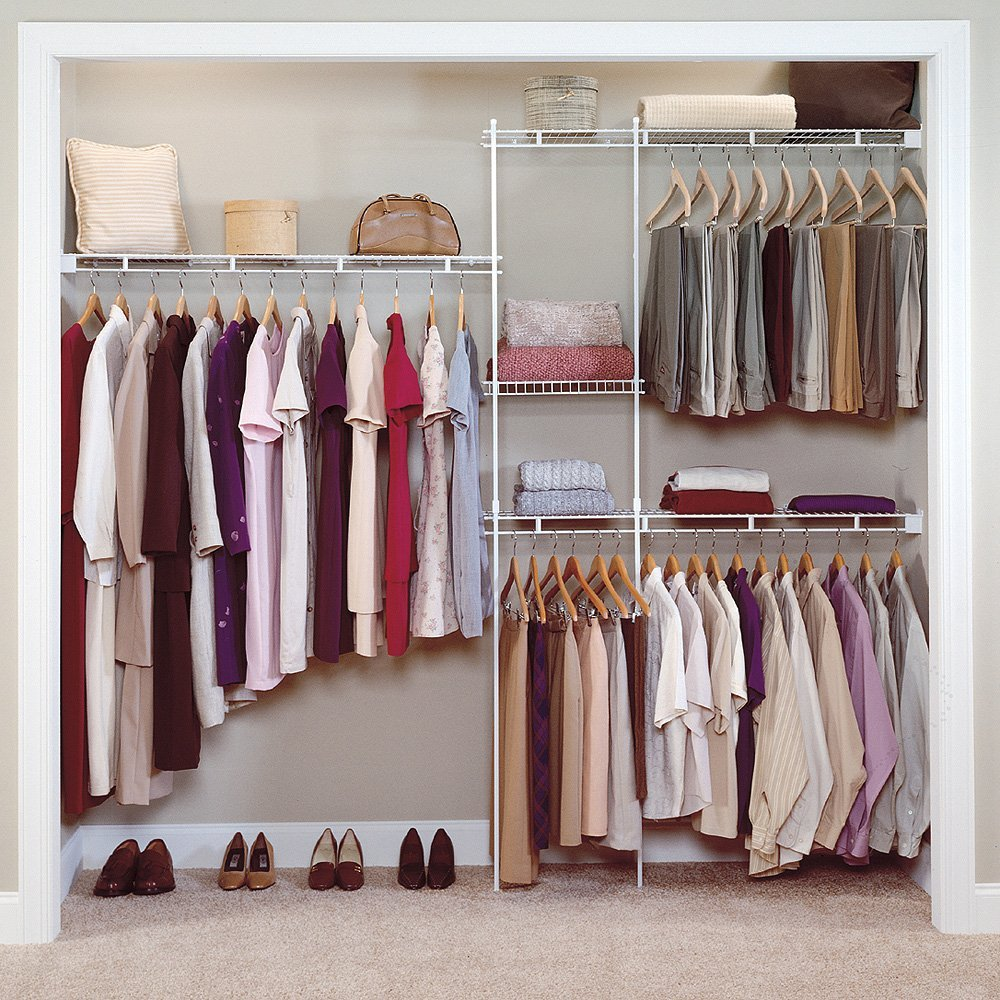 Closet-ideas-with-wire-shelving