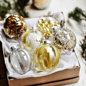 12 Rustic DIY Christmas Ornaments Designs