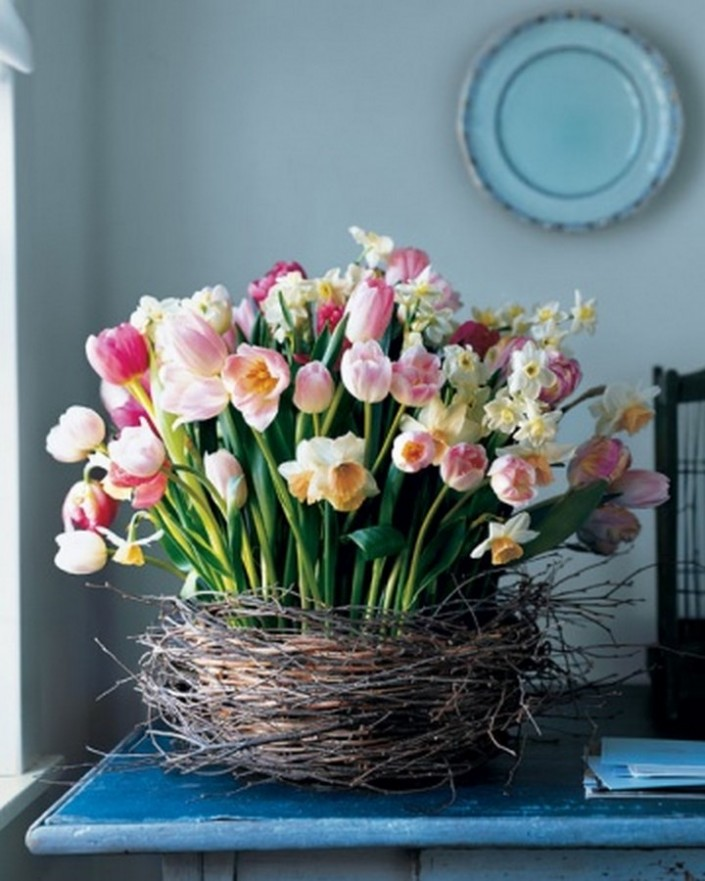 Ideas-for-beautiful-spring-flower-arrangements-