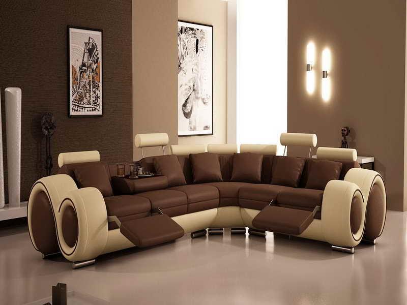 Unique-Brown-Sofa-for-Modern-Living-Room-Interior-Design-Furniture