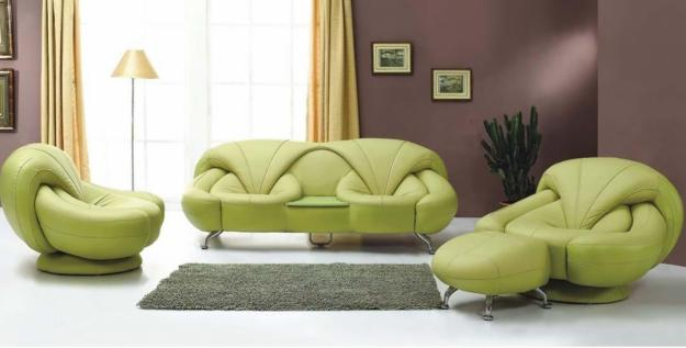 Unique-Green-Leather-Sofas-for-Living-Room-Design-Ideas