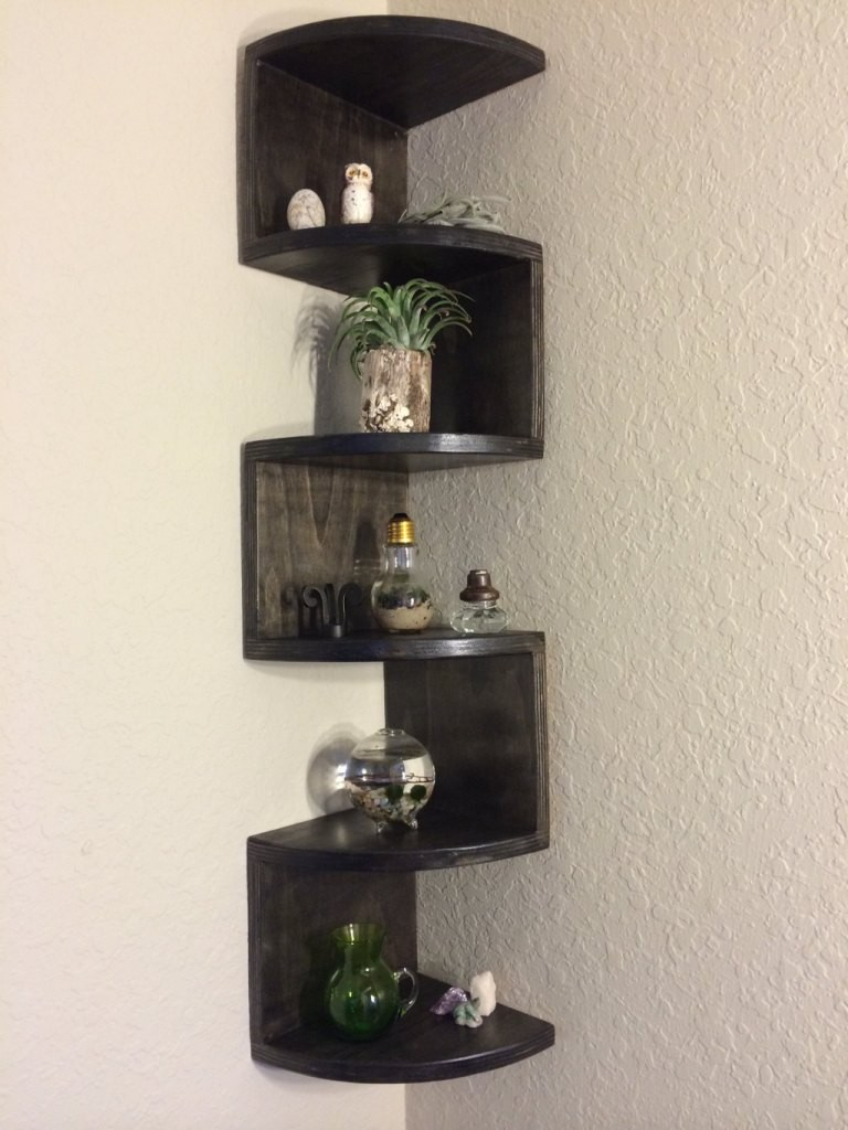 Zigzag Book shelf Deisgn Ideas