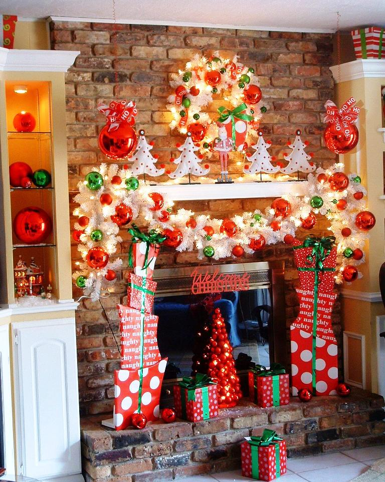 fireplace-christmas-decorations-2015