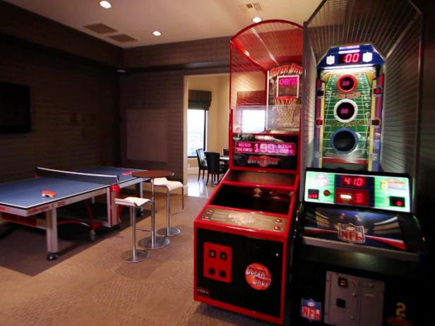 gameing room