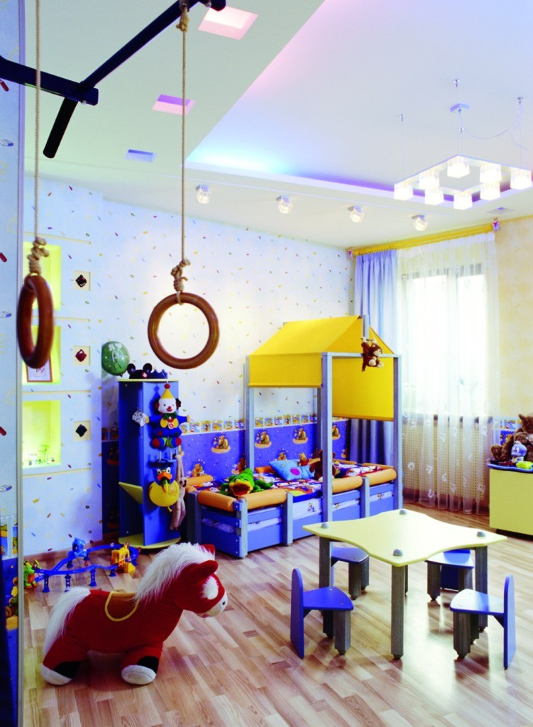 kids-room-home-decor-stylish-designs-luxury-bed