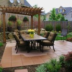 15 Cozy Outdoor Dining Space Design Ideas