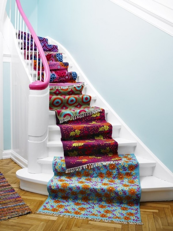 Creative DIY Tips for Decorating Your Stairs
