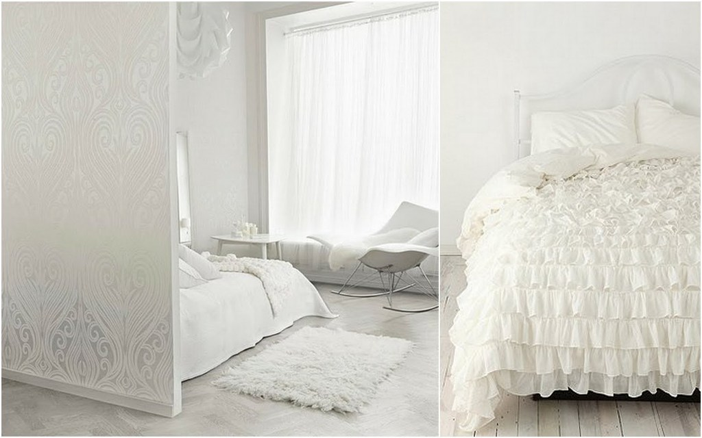 Magnificent-Amusing-All-White-Bedrooms