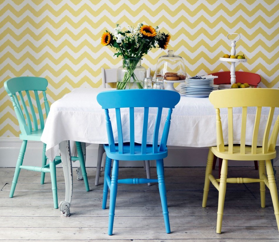 colourful-dining-room
