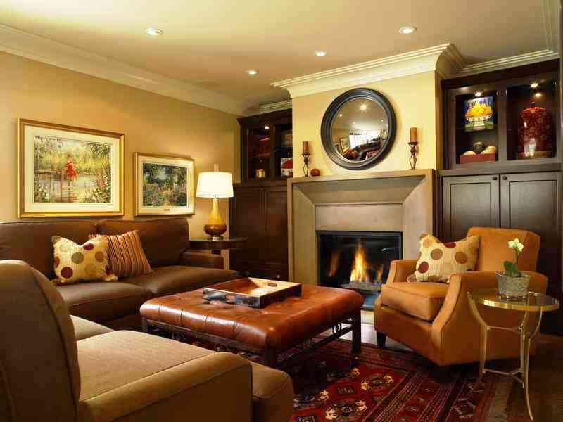 stunning modern living room accent wall | 20 Stunning Accent Walls Ideas