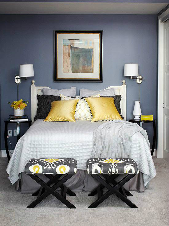 25 Sophisticated Bedroom Color Schemes Ideas – Wow Decor