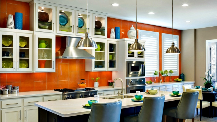 Kitchen Backsplash Trends for 2016