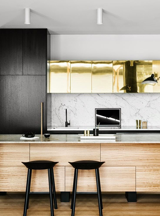 kitchen-trends-metallics-Eclectic-Trends