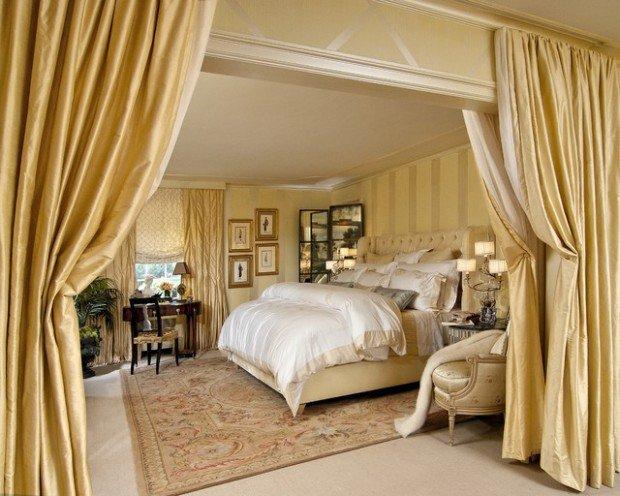 Elegant Luxury Master Bedroom Design Ideas