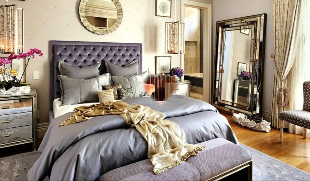 Romantic Luxury Master Bedroom Ideas