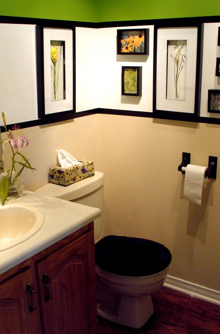 30 beautiful small bathroom decorating ideas wow decor - How to design a small bathroom ...