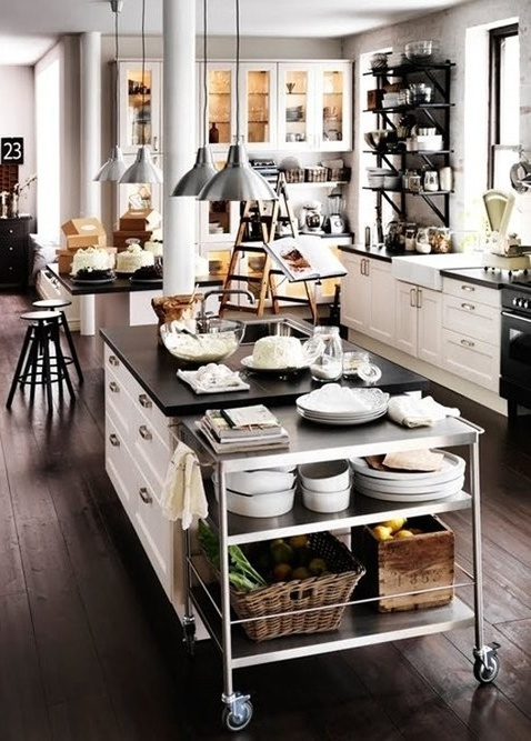 large dream kitchen