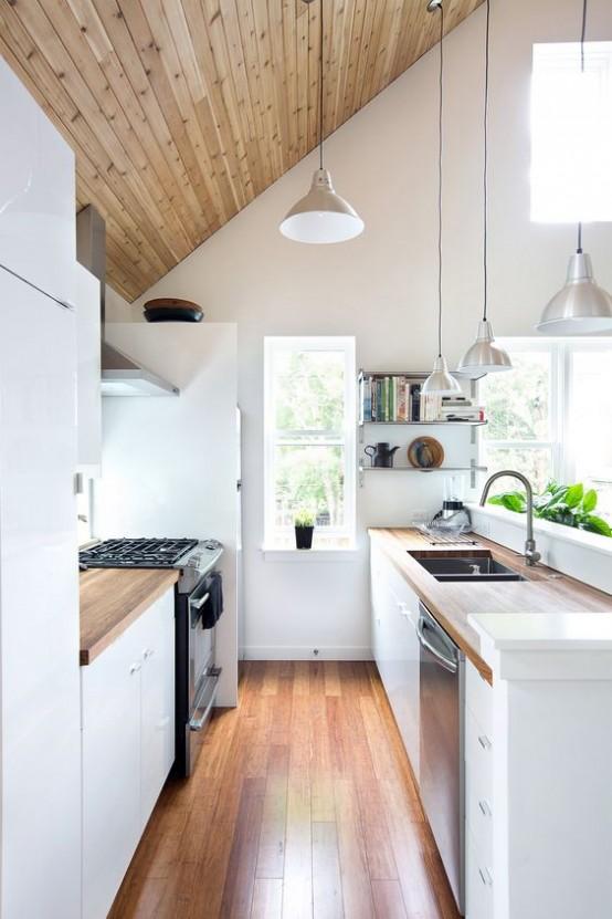 narrow-kitchen-design-ideas