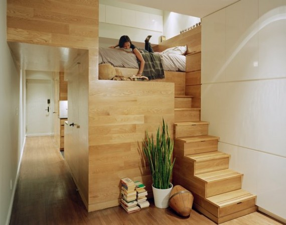 Bedroom Interior Decorating Ideas in Small Spaces