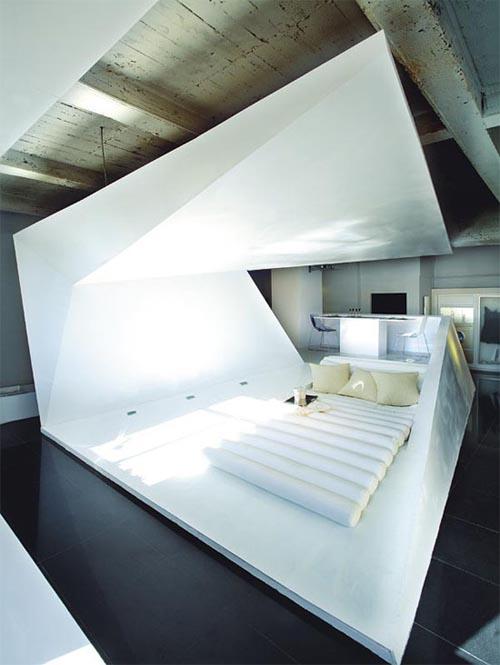 Get Creative Interior Design Ideas for Small Space Apartment
