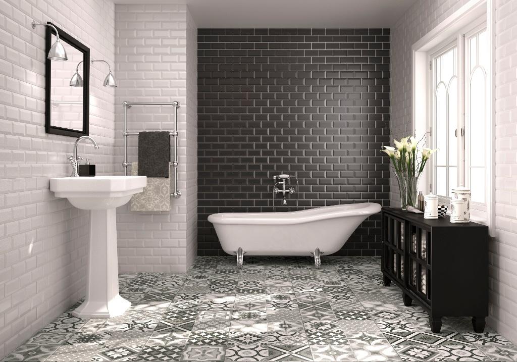 Top macro and micro bathroom
