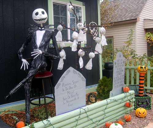 Creative Halloween Ideas for Outdoor Spaces