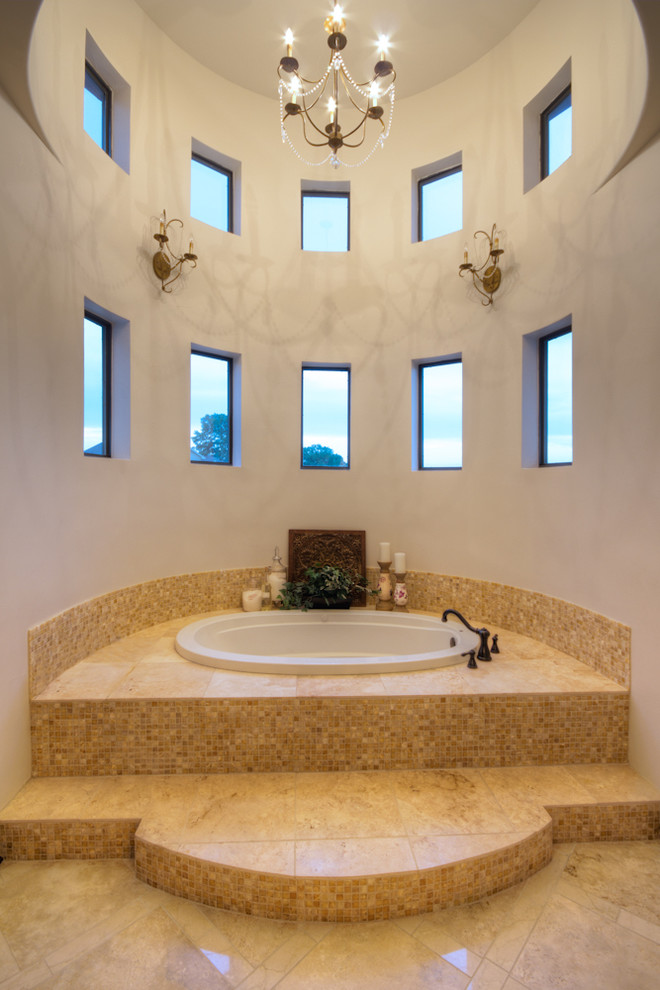 Marvellous Mediterranean Bathroom1