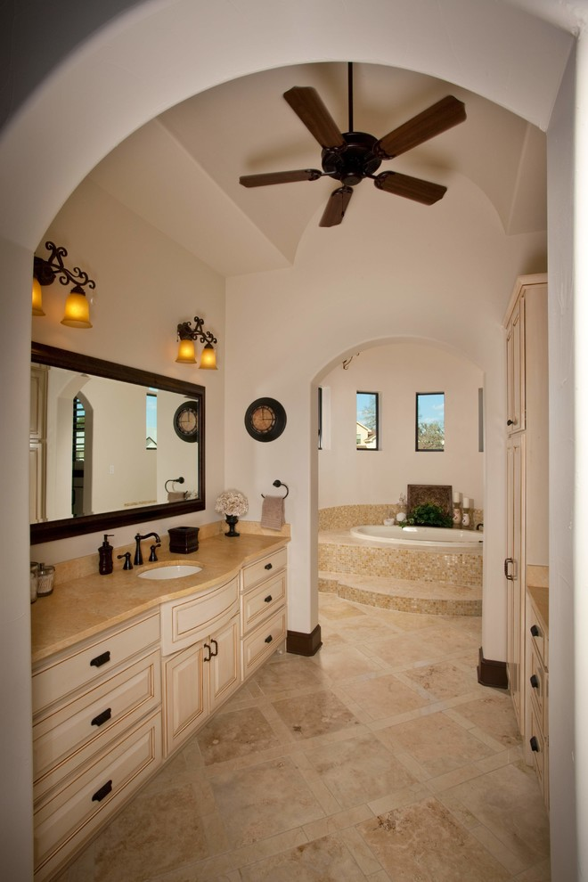 Marvellous Mediterranean Bathroom2