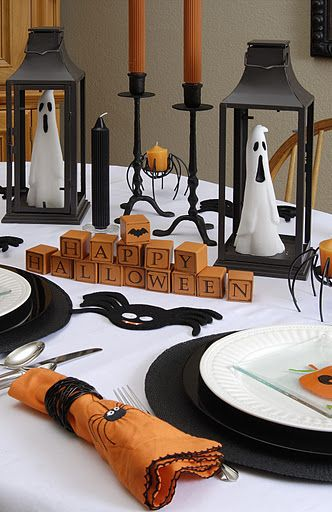 Indoor Halloween Decoration Ideas (10)