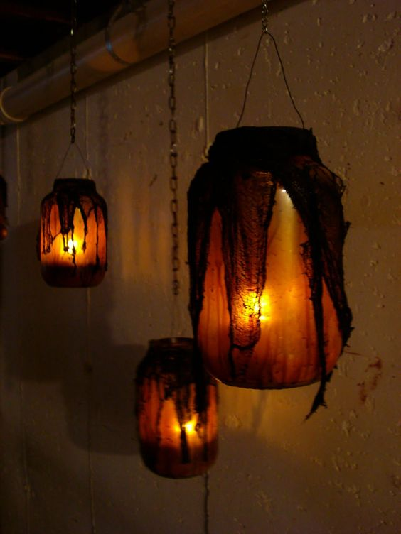 Indoor Halloween Decoration Ideas (3)