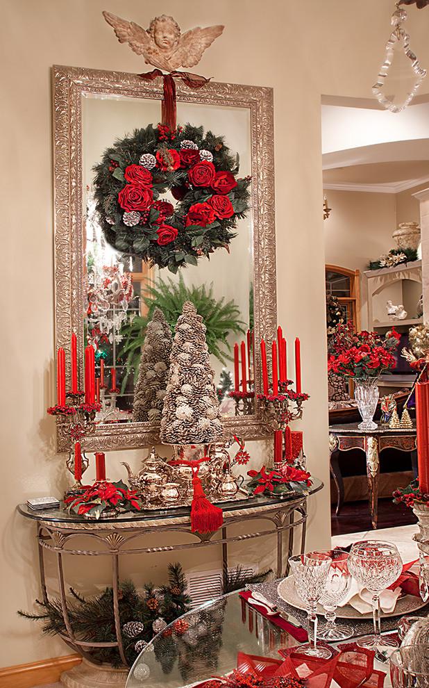 mediterranean-dining-christmas-wreath-decoration