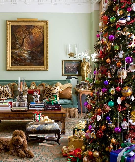elegant-christmas-trees-decoration-ideas-8