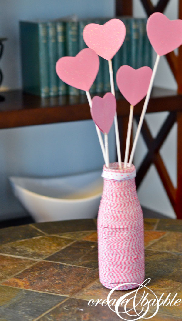diy-valentines-day-centerpiece