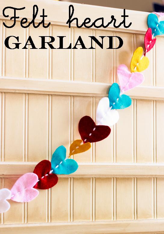 felt-heart-garland