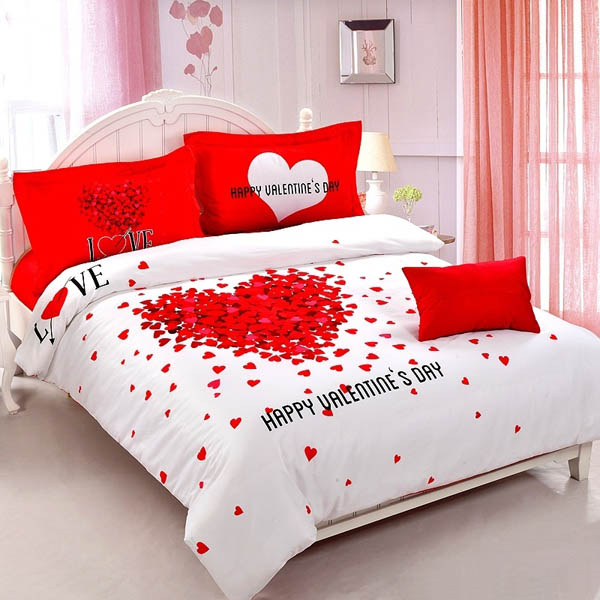 25 Stunning Bedroom Lighting Ideas: 25 Romantic Valentines Bedroom Decorating Ideas