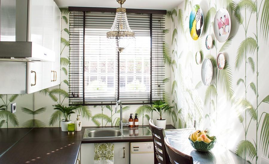 18 Small Kitchen Decorating Ideas