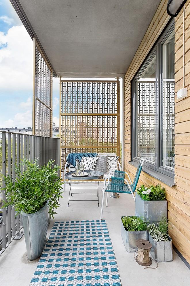 Herb Garden Balcony Design