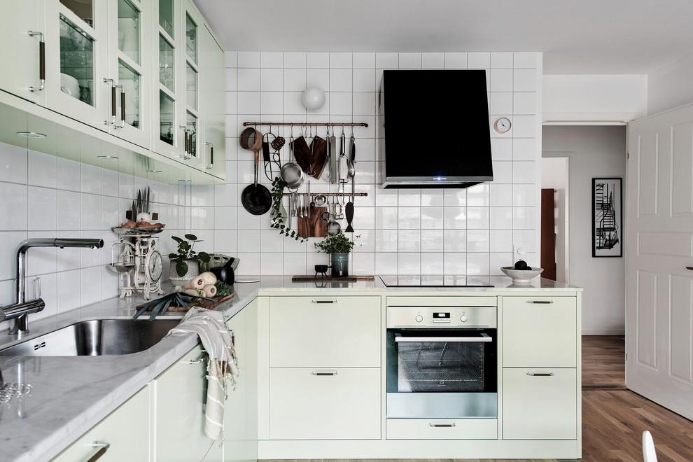 Scandinavian Kitchen Pantry Design