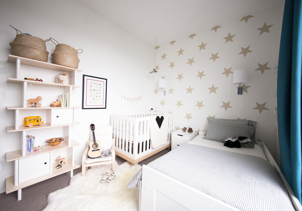 Contemporary Kids Bedroom