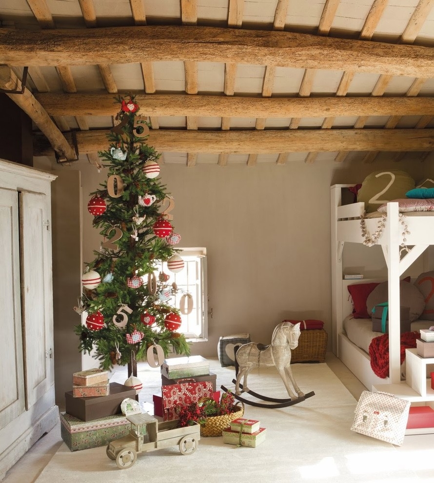 Christmas Baby and Kids Decoration Ideas