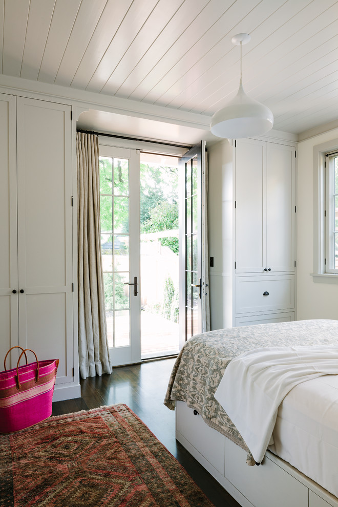 Craftsman Master Bedroom