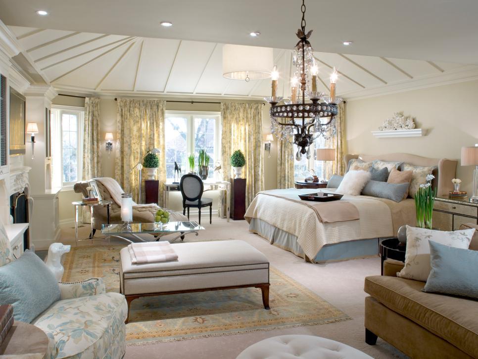 Divine Master Bedroom