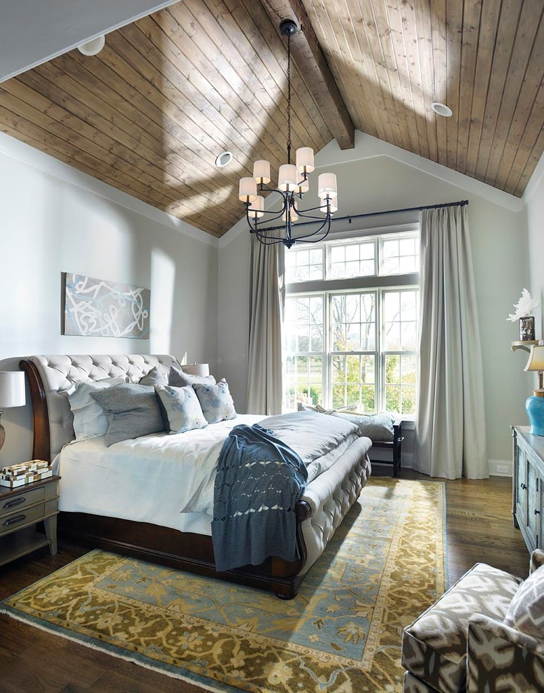 Farmhouse Master Bedroom