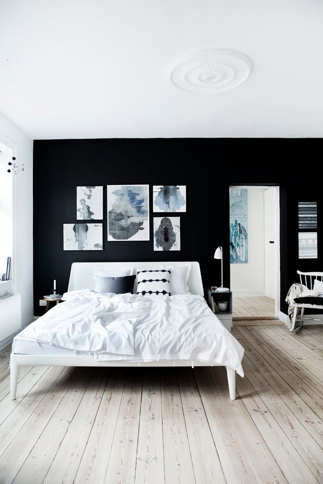 Scandinavian Master Bedroom