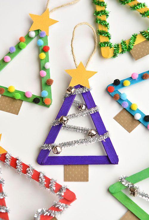 Adorable DIY Christmas Ornaments